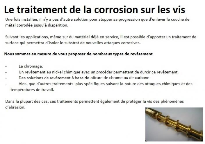 Réparation Des Ensembles D'extrusion, Vis, Fourreau